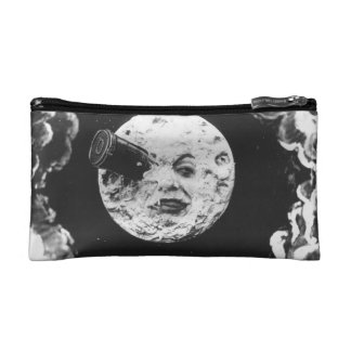 A Trip to the Moon Cosmetics Bags