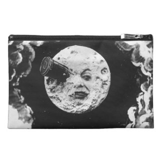 A Trip to the Moon Travel Accessory Bags