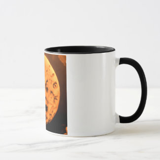 A Trip to the Moon (Blood Orange Sepia) Mug
