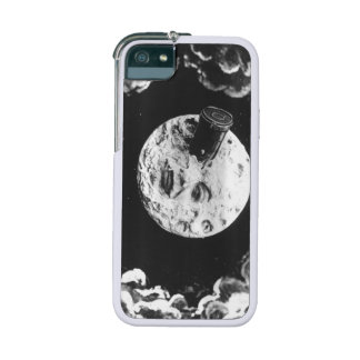 A Trip to the Moon iPhone 5/5S Cases