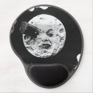 A Trip to the Moon Gel Mouse Pad