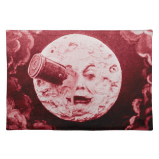A Trip to the Moon (Grape Fizz) Placemats
