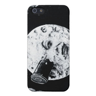 A Trip to the Moon iPhone SE/5/5s Cover