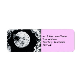 A Trip to the Moon Label