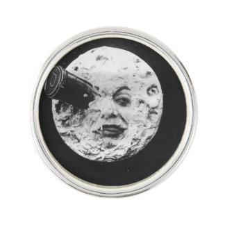 A Trip to the Moon Lapel Pin
