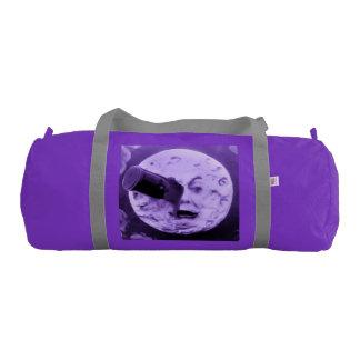 A Trip to the Moon Le Voyage dans la Lune Vintage Duffle Bag