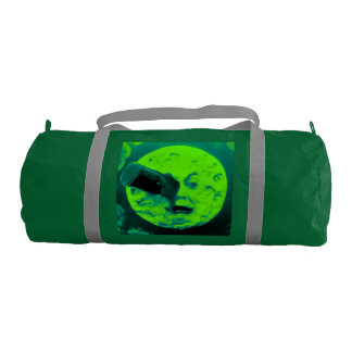 A Trip to the Moon Le Voyage dans la Lune Vintage Gym Bag
