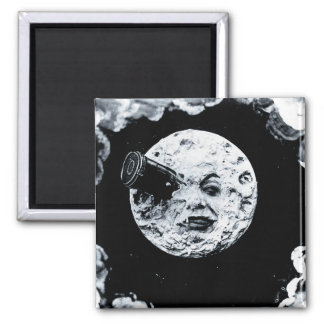 A Trip to the Moon Magnet