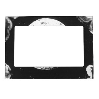 A Trip to the Moon Magnetic Photo Frame