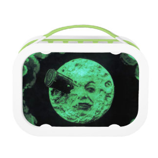 A Trip to the Moon Martian Green Edition 2 Lunch Box