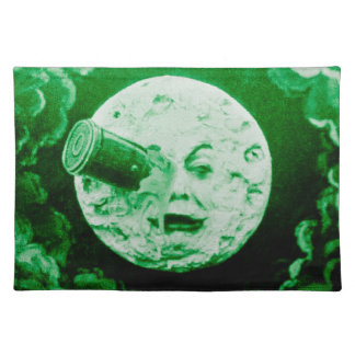 A Trip to the Moon (Martian Sky) Place Mats