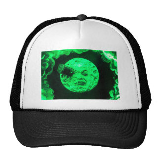 A Trip to the Moon Mesh Hat