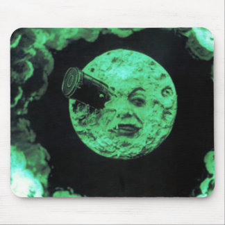 A Trip to the Moon Mousepad