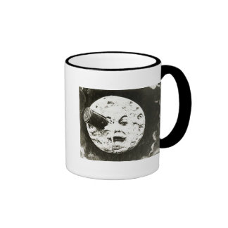A Trip to the Moon Coffee Mugs