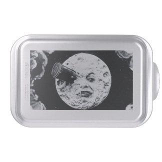 """A Trip to the Moon"" or ""Le Voyage dans la Lune"" Cake Pan"