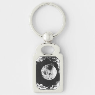 A Trip to the Moon Keychain