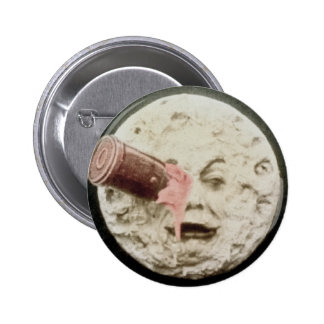 A Trip to the Moon Pinback Button