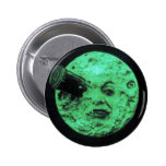 A Trip to the Moon Pinback Buttons