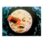 A Trip to the Moon Post Card
