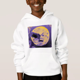 A Trip to the Moon (Purple Fizzy Fuzz) Hoodie