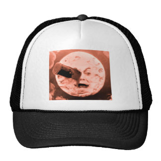 A Trip to the Moon (Sepia Rose) Trucker Hat