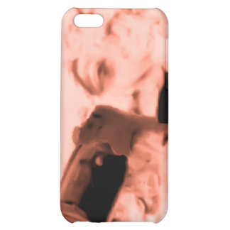 A Trip to the Moon (Sepia Rose) iPhone 5C Cases