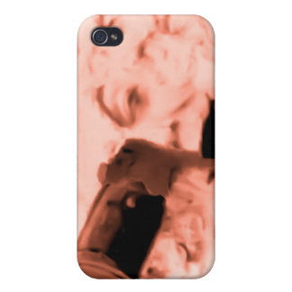 A Trip to the Moon (Sepia Rose) iPhone 4/4S Covers