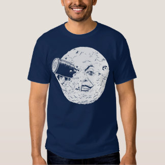 A Trip to the Moon T-shirts
