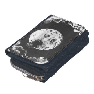 A Trip to the Moon Wallets