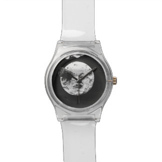 A Trip to the Moon Wrist Watch