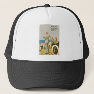 A Trip to the Panama Pacific International Exposit Trucker Hat