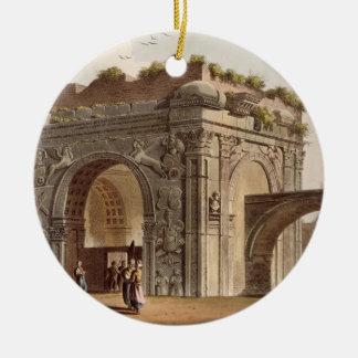 A Triumphal Arch of Tripoli in Barbary, plate 24 f Ceramic Ornament