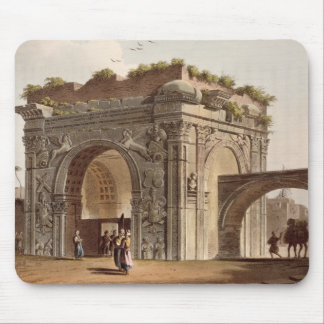 A Triumphal Arch of Tripoli in Barbary, plate 24 f Mouse Pad