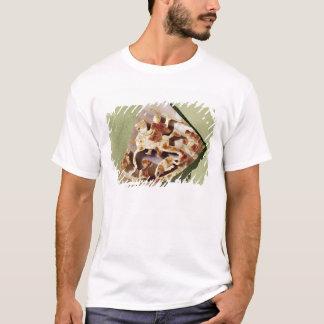 A triumphant emperor trampling barbarians T-Shirt