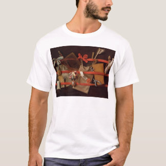 A Trompe L'Oeil of Objects T-Shirt