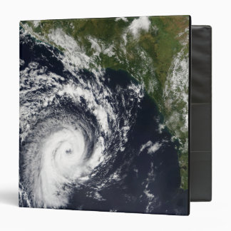 A tropical cyclone 3 ring binder