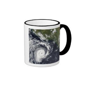 A tropical cyclone mug