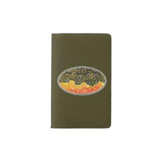A Trout Fisherman's Pocket Moleskine Notebook