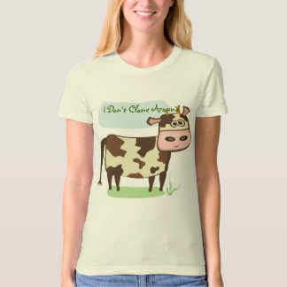 A True Cow T-Shirt
