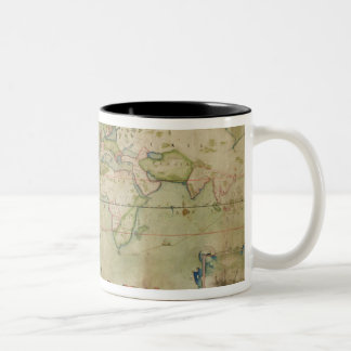 A True Description of the Naval Expedition of Fran Two-Tone Coffee Mug