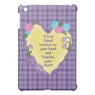 A True Friend Heart  iPad Mini Covers