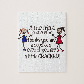 A True Friend Jigsaw Puzzle