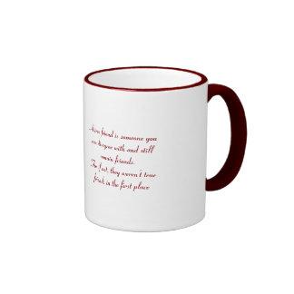A True Friend - Mug