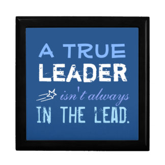 A True Leader isn't always in the Lead Success Gift Box