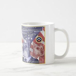 A trustworthy candidate coffee mug
