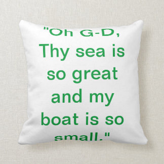 A Truth Throw Pillow
