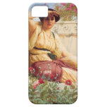 A Tryst - John William Godward iPhone 5 Case