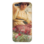 A Tryst - John William Godward iPhone 5 Cases
