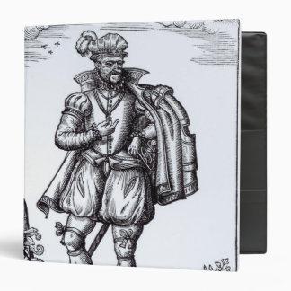 A Tudor Gentleman Binder