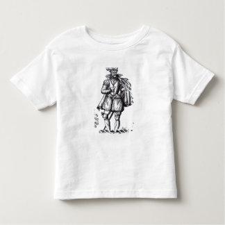 A Tudor Gentleman Toddler T-shirt
